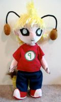 OC Charri Plushie by WhittyKitty