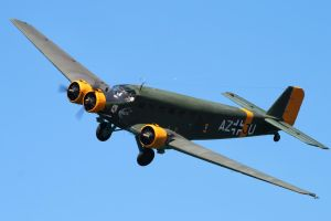 Junkers Ju 52/3m by Daniel-Wales-Images
