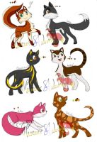 :.Cats .:My Style2:. by PhoenixSAlover