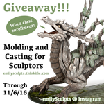 Instagram Giveaway by emilySculpts