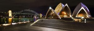 Vivid Opera House by youwha