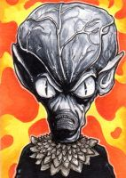 Invasion of the Saucer Men by Christopher-Manuel