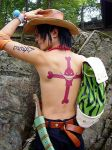 Portgas D. Ace_2 by kaname-lovers