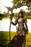 Cosplayer @ Gold Coast SupaNova 2015 by hurutotheguru