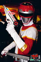 My Red Turbo cosplay by nikocruz