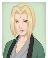 Tsunade by PandorasJukebox