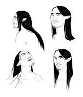 Face practice by SilvesterVitale