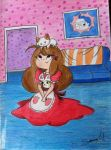 Bee anf Puppycat by ninammm1
