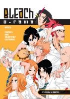 Bleach-O-Rama Doujin Cover by pencafe