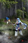 DotA 2 Crystal Maiden - feel the danger by MilliganVick