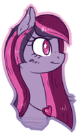 Starchaser portrait (commission) by Reporter-Derpy