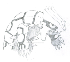 Groudon by Spinosaur123