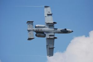 A-10 Thunderbolt II Dayton '11 by GTX-Media