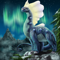 Aurorus by garbagekeeper