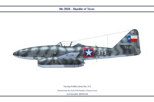 Fantasy 313 Me-262 Texas by WS-Clave