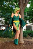 FFIV - Rydia by shadowhearts