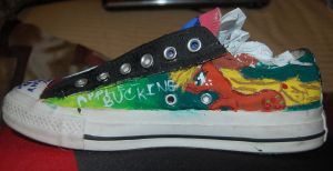 Friendship is Shoes Side 1 by nazzara