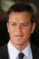 Matt Damon by Mathurin156