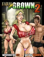 Farm Grown 2 Cover by zzzcomics