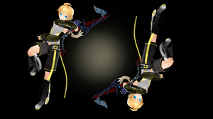 MMD Wallpaper? by piko-chan4ever
