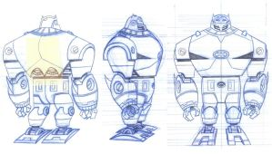ANIMATION: Batman Brave and the Bold: Proto by StephenBJones