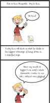 The Perks of Being a Chibi by Porphyria-Kris