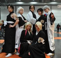 Bleach: Shinigami by MorbusParkinson