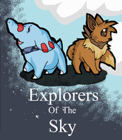 Pokemon Explorers of the Sky by Echofeather