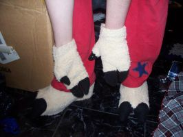 Sheep Hands and Feet - 2009 by BreachofReality