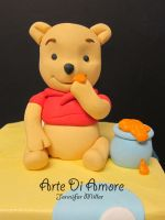 Winnie the Pooh by ArteDiAmore