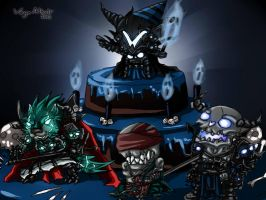 Dage The evil b'day entry (updated) by VegaAltair
