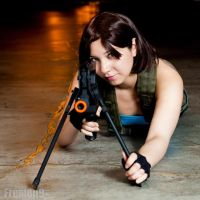 Jill Valentine Cosplay 2 by SapphireEagle