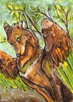 aceo Gaia by Kirsch-vanderWit