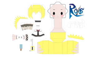 roxas pattern by Grim-paper