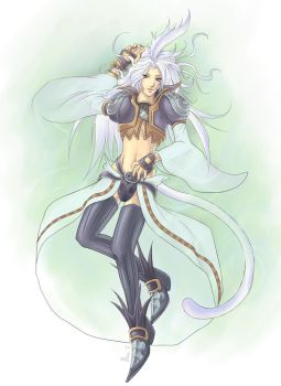 Kuja by nymphvt