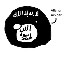 ISIS cannot into Caliphate by KitFisto1997