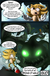 Super Sonic: Nothing to Fear Page 6 by Okida