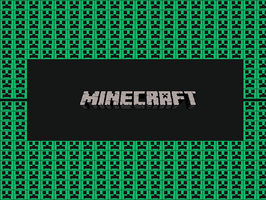 Minecraft Wallpaper by cstm