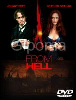 from hell poster by kagome-misato