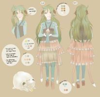 sheep lass - adoptable - sold. by purenai