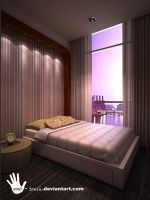 apartment child bedroom by yoel-touch