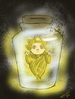 Sandman - In the darkness /Rotg/ by Nami-chwann