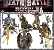 Death Battle Royale: Romanian Gods by Austria-Man