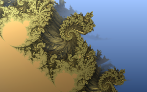 Mandelbrot 2 by Theli-at