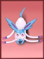 Shiny Sylveon by alexbrowningpx