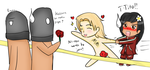 Hetalia Piri - Oblation Run and France... by adventvera16