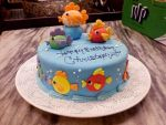 Fish Cake by stringy-cow