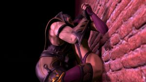 Mileena x Scorpion 2 (i need you) by kitmax13