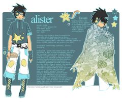 alister: character sheet by tsuren