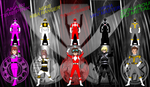 DigiGokaiger Morphin' Madness for Andruril93 by rangeranime
